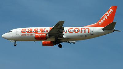 G-IGOW - Boeing 737-3Y0 - easyJet