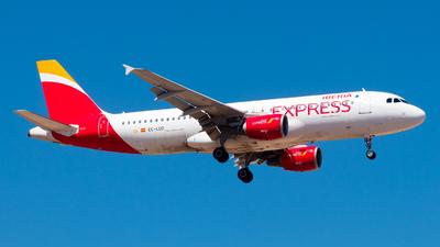 A picture of ECLUD - Airbus A320214 - Iberia Express - © Pablo Gonzalez de Leon