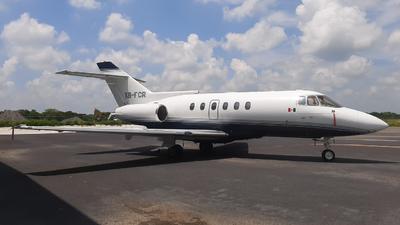 XB-FCR - Hawker Beechcraft 125-800SP - Private