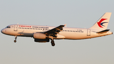 B-6929 - Airbus A320-232 - China Eastern Airlines