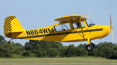 A picture of N864WM -  - [10352013] - © Kevin Porter