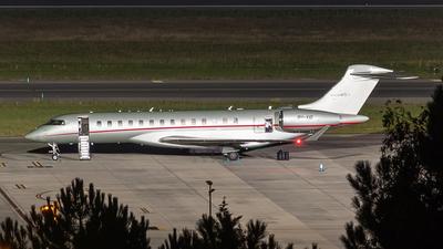 9H-VID - Bombardier BD-700-2A12 Global 7500  - VistaJet