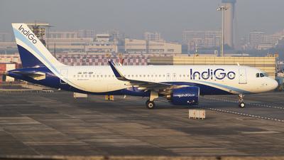 VT-IZP - Airbus A320-271N - IndiGo Airlines