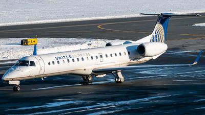 A picture of N17159 - Embraer ERJ145XR - United Airlines - © Hudson Garber