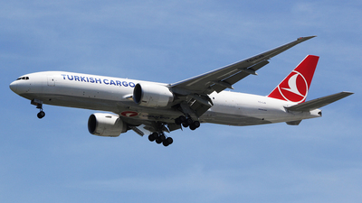 A picture of TCLJS - Boeing 777F - Turkish Airlines - © mobfeng
