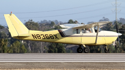 N8366X - Cessna 172C Skyhawk - Private