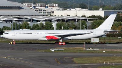 F-WWCM - Airbus A330-941 - Cebu Pacific Air