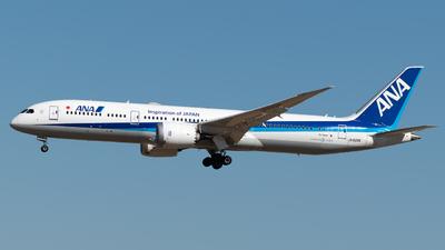 JA922A - Boeing 787-9 Dreamliner - All Nippon Airways (Air Japan)