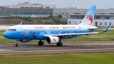 B-1868 - Airbus A320-214 - Loong Air