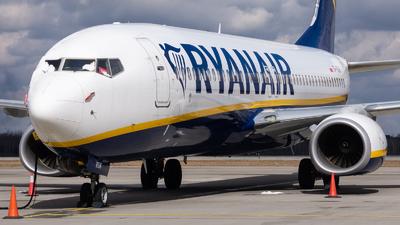 A picture of SPRSW - Boeing 7378AS - Ryanair - © Fryderyk Kastelnik/ Fred Aviation