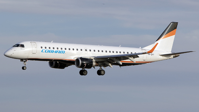 VH-ZPT - Embraer 190-100IGW - Cobham Aviation Services Australia