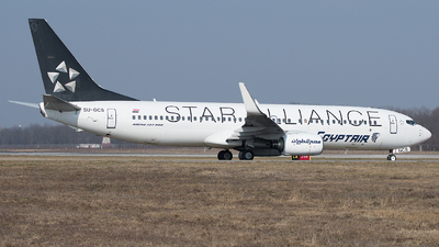 SU-GCS - Boeing 737-866 - EgyptAir