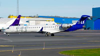 ES-ACG - Bombardier CRJ-900LR - Scandinavian Airlines (Xfly)