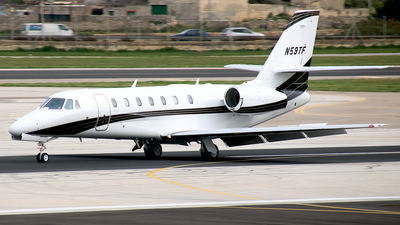 N59TF - Cessna 680 Citation Sovereign - Private