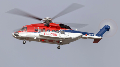 A picture of LNOQQ - Sikorsky S92A - CHC Helikopter Service - © Brian Tattuinee