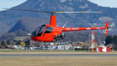OE-XFP - Robinson R22 Beta - Heli Austria