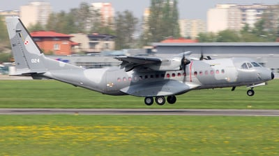 024 - CASA C-295M - Poland - Air Force