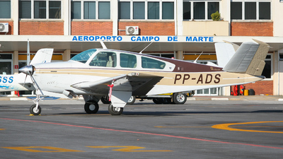 PP-ADS - Beechcraft V35B Bonanza - Private