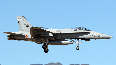 C.15-90 - McDonnell Douglas F/A-18A Hornet - Spain - Air Force