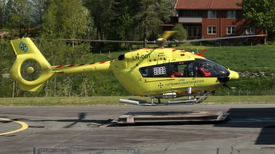 LN-OOT - Airbus Helicopters H145 - Norsk Luftambulanse