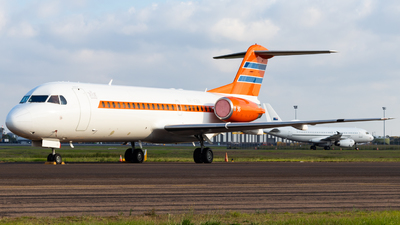 A picture of VHKBX - Fokker 70 - Alliance Airlines - © Will PH