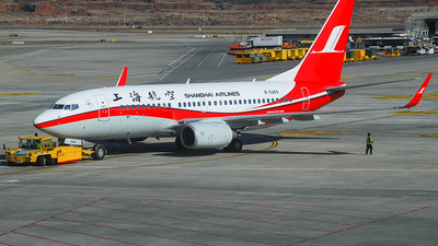 B-5269 - Boeing 737-76D - Shanghai Airlines