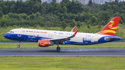 B-1039 - Airbus A320-214 - Air Guilin