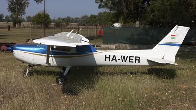 HA-WER - Reims-Cessna F152 - Private