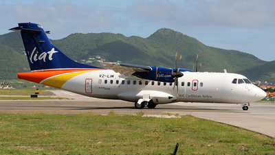 V2-LIM - ATR 42-600 - Leeward Islands Air Transport (LIAT)