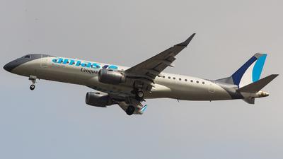 CX-IVO - Embraer 190-100LR - Amaszonas Uruguay