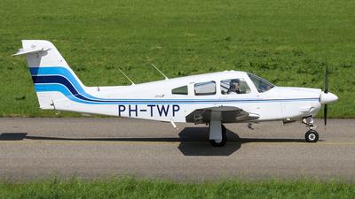 PH-TWP - Piper PA-28RT-201 Arrow IV - Satellite Aviation