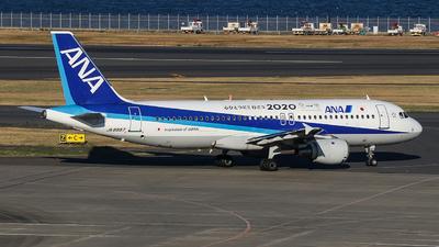 JA8997 - Airbus A320-211 - All Nippon Airways (ANA)