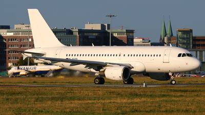 D-ASTO - Airbus A319-115 - Germania