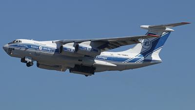 RA-76951 - Ilyushin IL-76 - Volga Dnepr Airlines