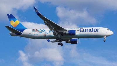 D-ABUZ - Boeing 767-330(ER) - Condor