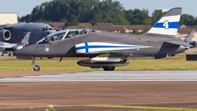 HW-345 - British Aerospace Hawk Mk.51 - Finland - Air Force