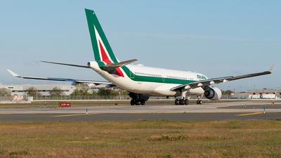 EI-EJP - Airbus A330-202 - Alitalia