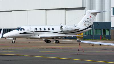 CN-TKD - Cessna 650 Citation III - Air Ocean Maroc
