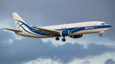 VQ-BVF - Boeing 737-46Q(SF)  - Atran - Aviatrans Cargo Airlines