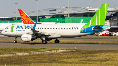 A picture of TCFHN - Airbus A320214 - Freebird Airlines - © Jai Jaggi