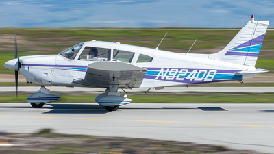 N928DB - Piper PA-28-180 Cherokee Challenger - Private