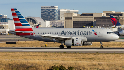 N826AW - Airbus A319-132 - American Airlines