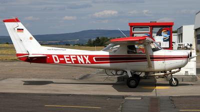 D-EFNX - Reims-Cessna F152 - Flugschule FFL