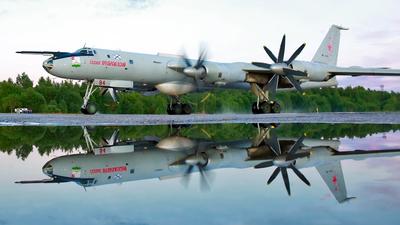RF-34055 - Tupolev Tu-142MK-E - Russia - Navy