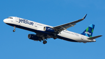 N946JL - Airbus A321-231 - jetBlue Airways