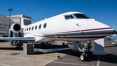 A7-CGP - Gulfstream G500 - Qatar Executive