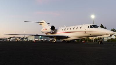 N675CS - Cessna 750 Citation X - Delta Private Jets