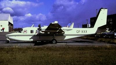 CF-XXX - Aero Commander 680 - Private