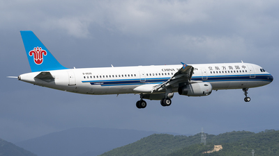 B-6626 - Airbus A321-231 - China Southern Airlines