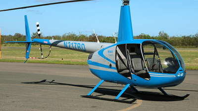 A picture of N217RD - Robinson R44 II - [13570] - © Angel Natal